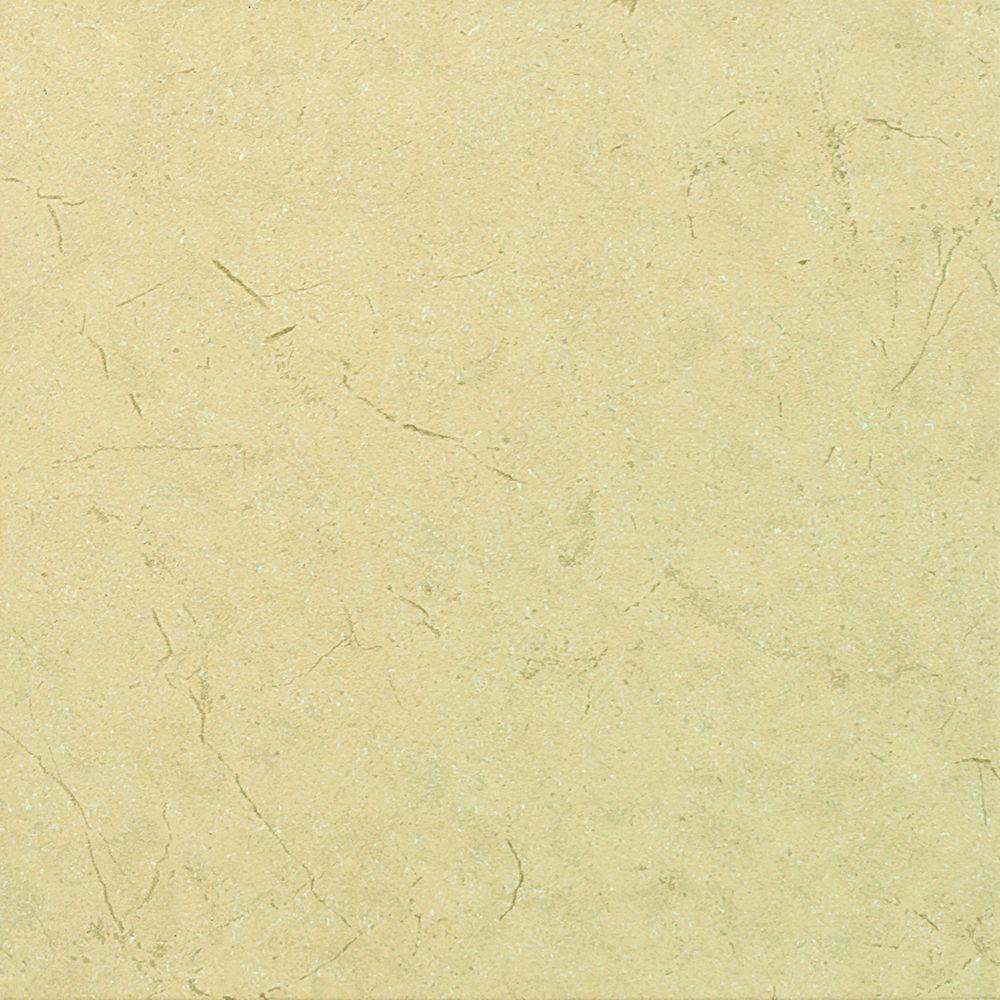 Crema Marfil Porcelain Tile: Daltile Marissa Crema Marfil 6 In. X 6 In. Ceramic Wall