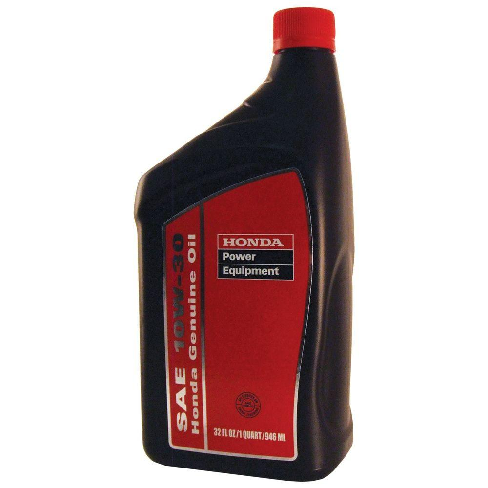 Honda 32 oz  10W-30 Engine Oil