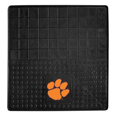 NCAA Clemson University Heavy Duty Vinyl 31 in. x 31 in. Cargo Mat