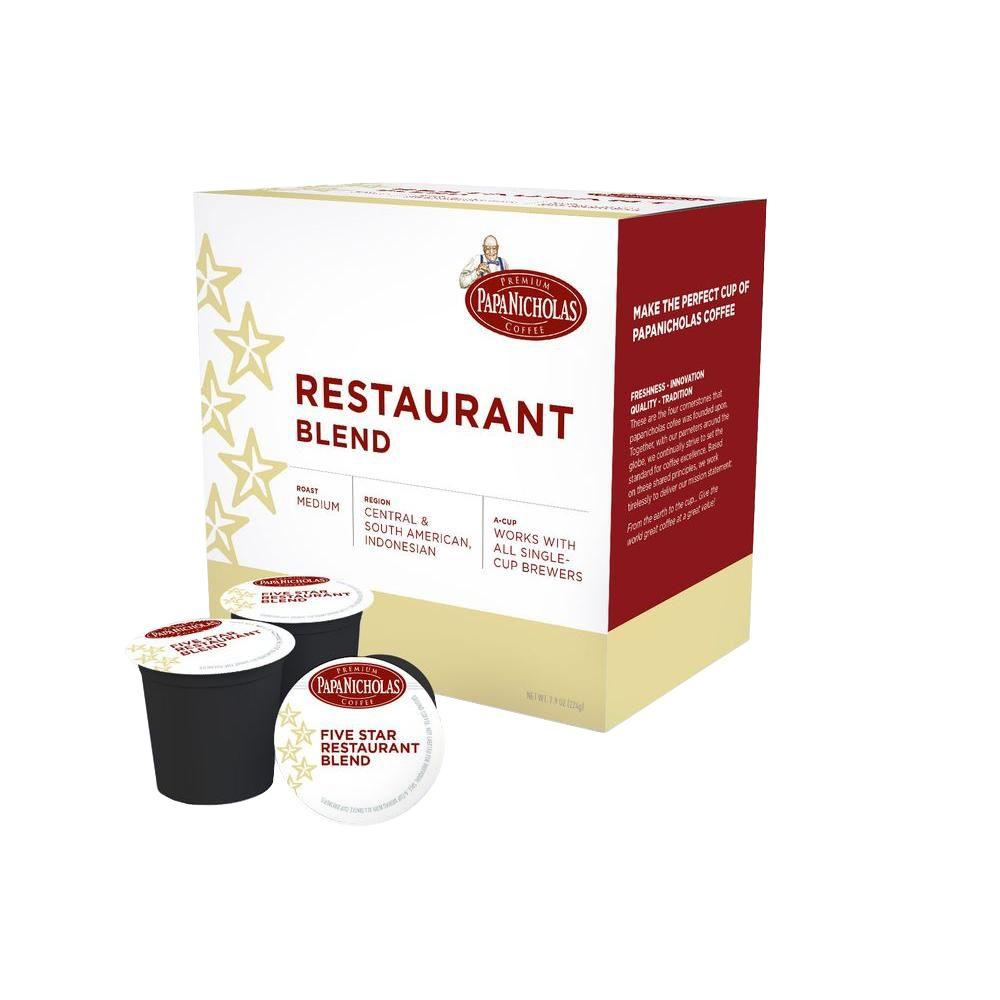 5-Star Restaurant Blend (96-Cups per Case)