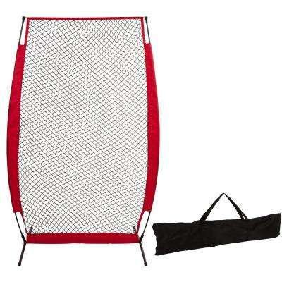 7 ft. Baseball Softball Protective Screen for Batting Practice