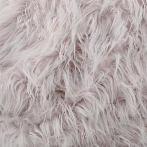 Excellent Noble House 5 Ft Lavender Long Faux Fur Bean Bag 19388 Inzonedesignstudio Interior Chair Design Inzonedesignstudiocom