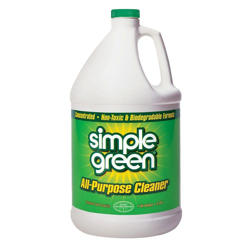 Simple green 1 gal concentrated all purpose cleaner for Green products for the home