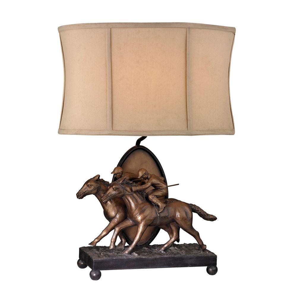 Blyth Bronze Accent Lamp