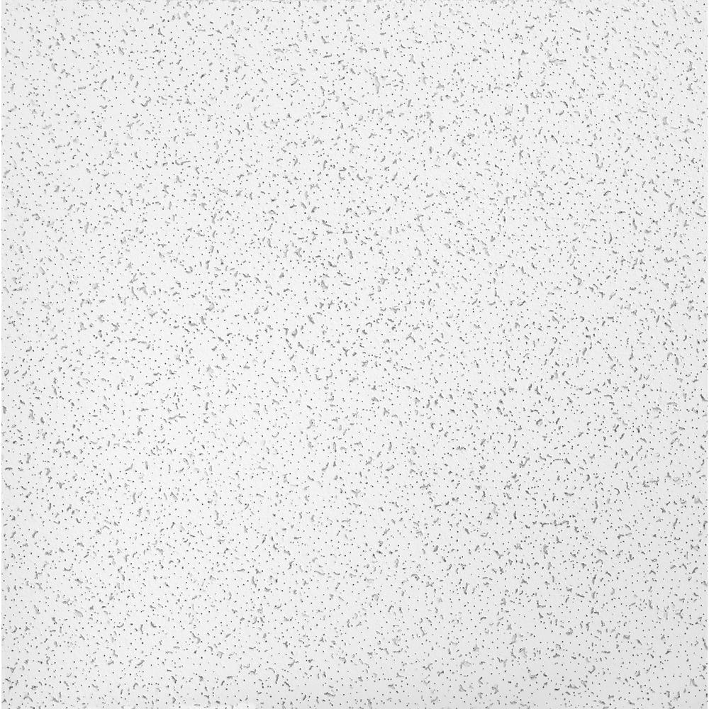 Random Textured Square Edge 2 ft. x 2 ft. x 5/8 in. Lay-in Panel