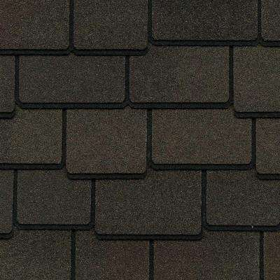 Woodland Value Collection Woodberry Brown Architectural Shingles (25 sq. ft. per Bundle)
