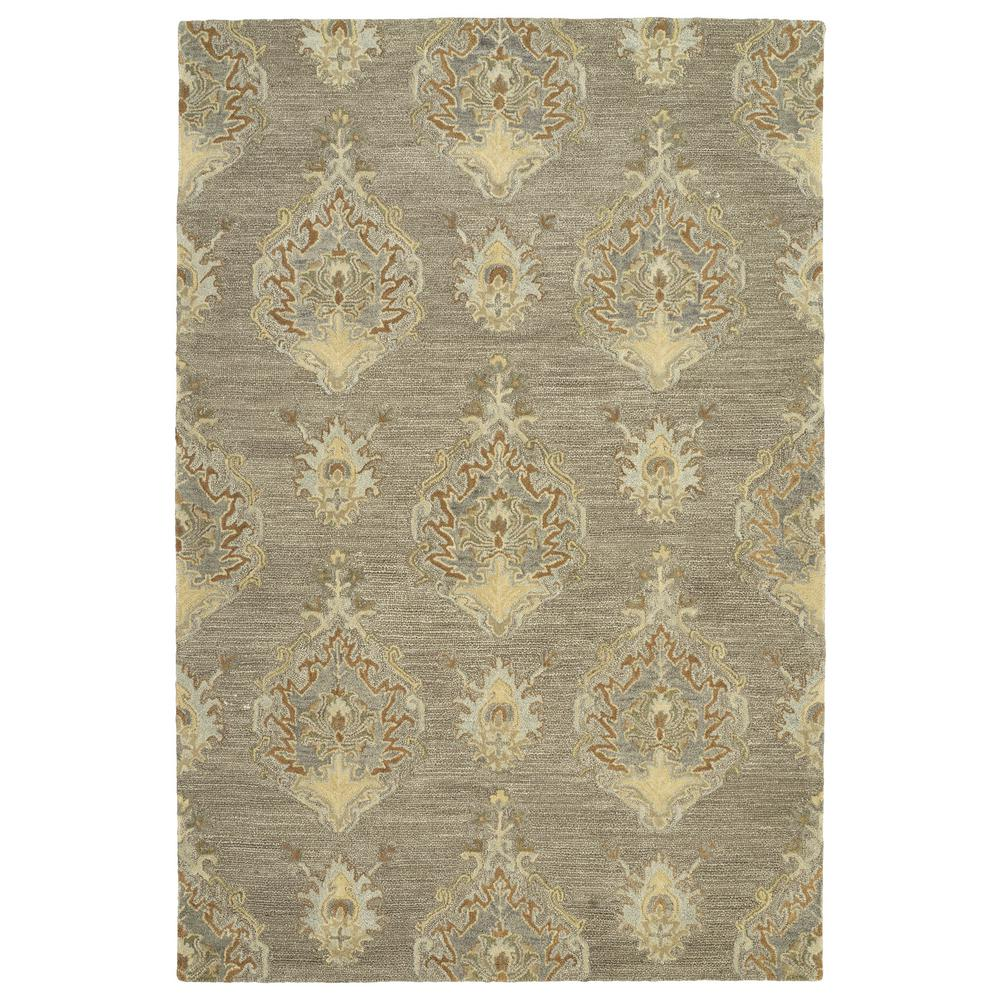 Brooklyn Taupe 5 ft. x 7 ft. 6 in. Area Rug