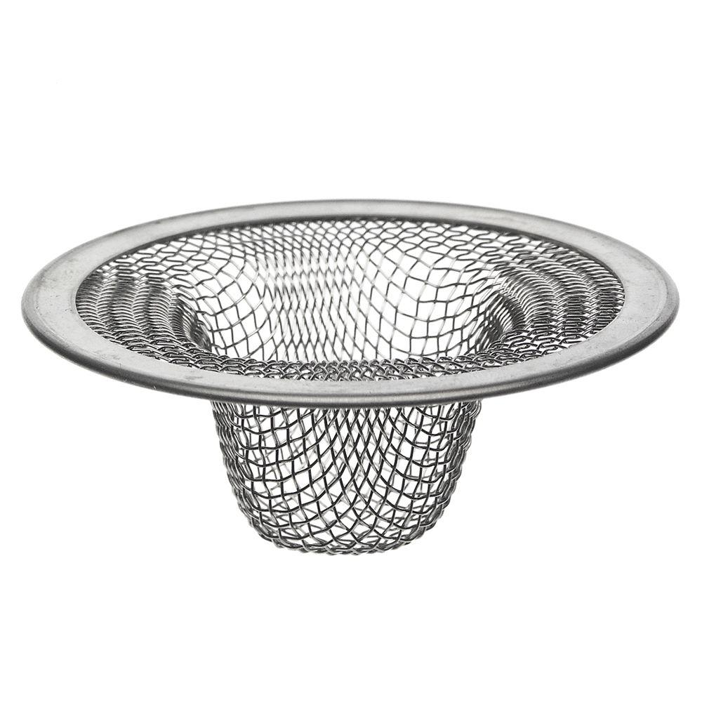 danco 2 1 2 in lavatory mesh sink strainer 88820 the home depot