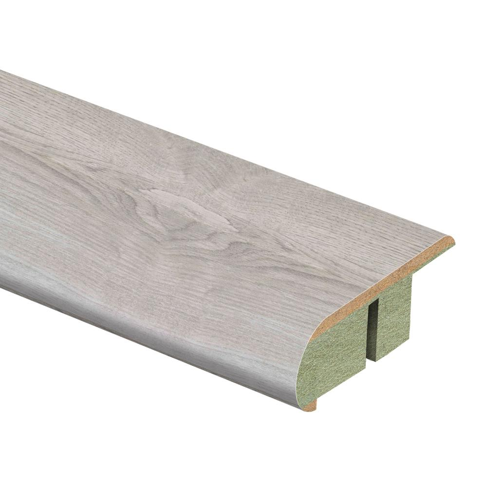 Zamma Ventura Gray Oak 3 4 In Thick X 2 1 8 In Wide X 94