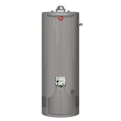 Performance 39 Gal. Short 6-Year 38,000 BTU Ultra Low NOx (ULN) Natural Gas Tank Water Heater
