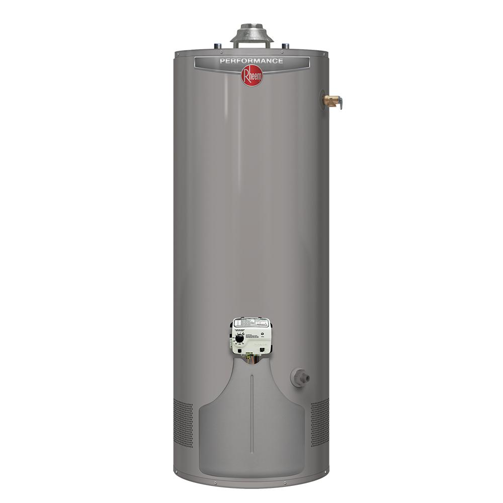 Performance 39 gal. Short 6-Year 38,000 BTU Ultra Low NOx (ULN)