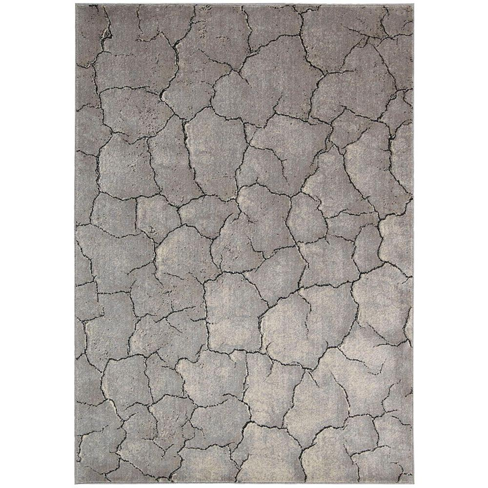 Nourison Utopia Granite 9 ft. 6 in. x 13 ft. Area Rug