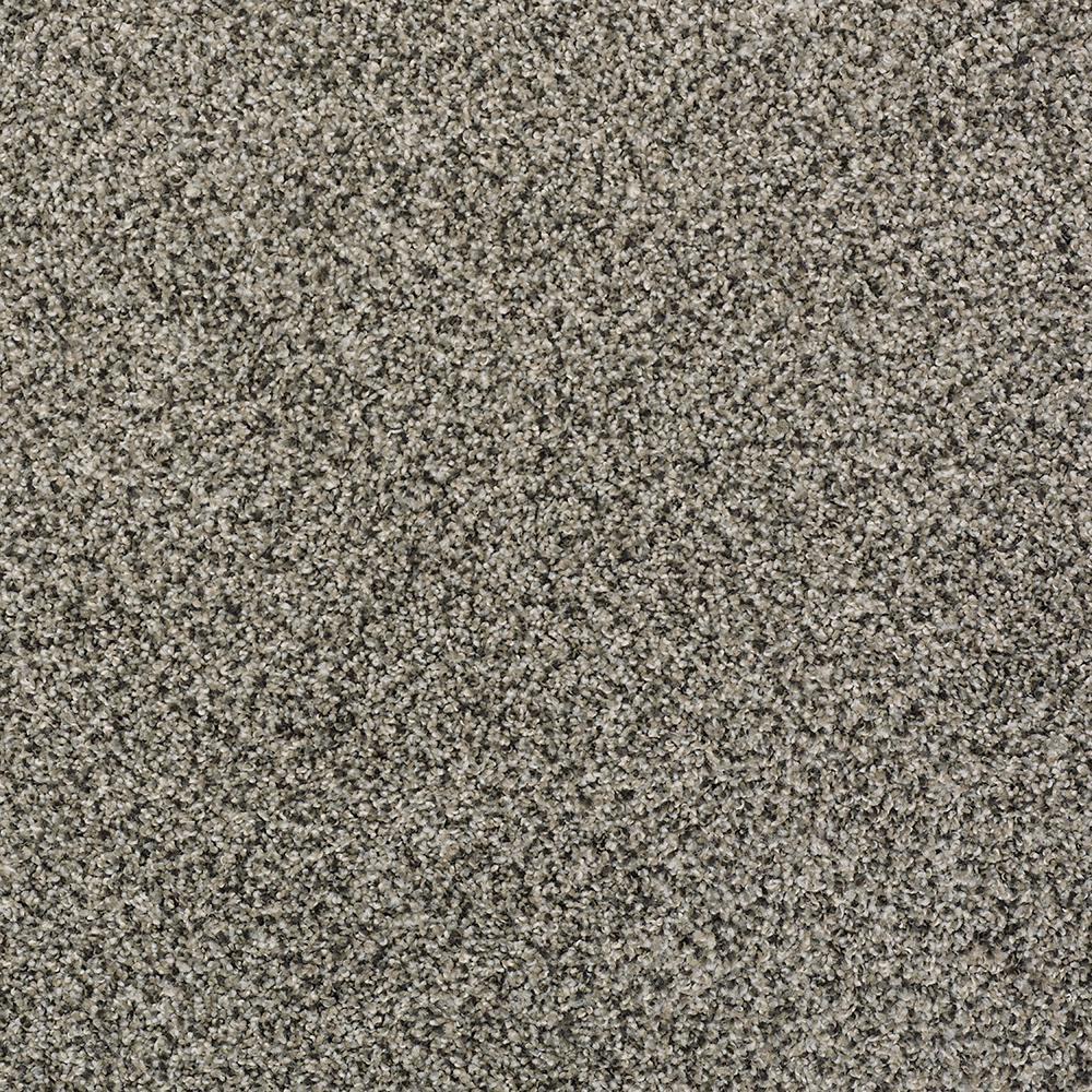 Carpet Sample - Landsdown - Color Stonework Texture 8 in. x 8 in.