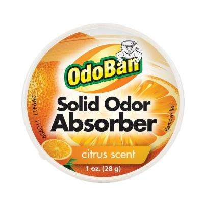 1 oz. Citrus Solid Odor Absorber