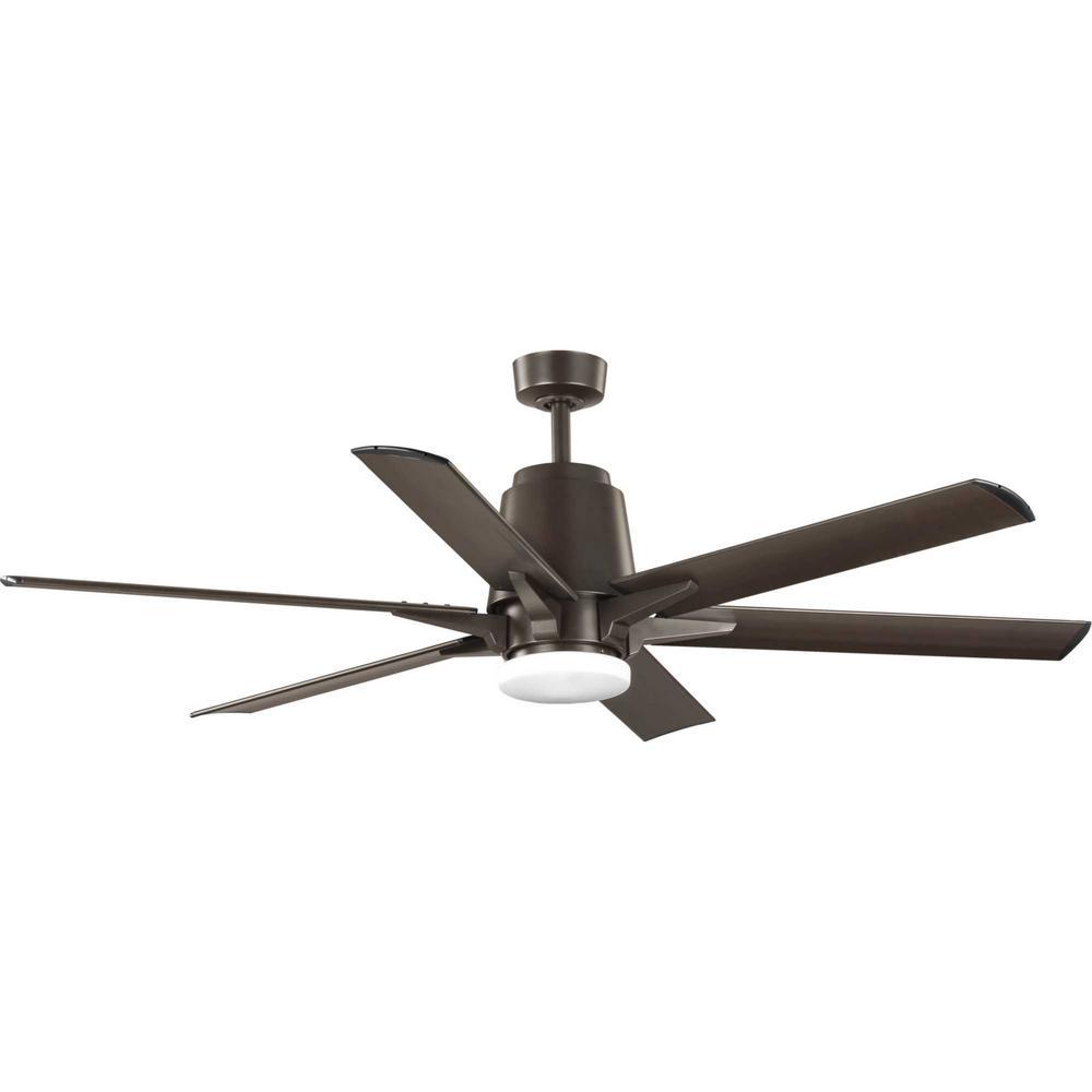 Arlo 60 in. Architectural Bronze Ceiling Fan