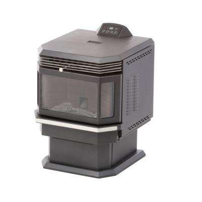 2,200 sq. ft. Bay Front Pellet Stove