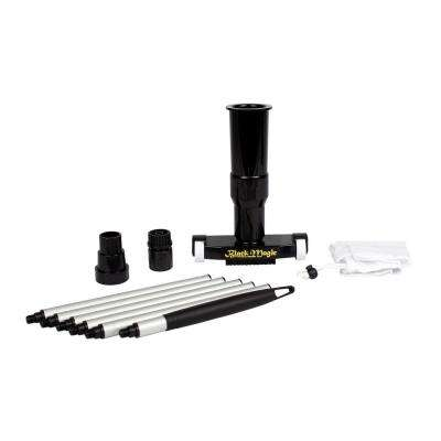 Black Magic Jet Pool and Spa Vacuum with Pole