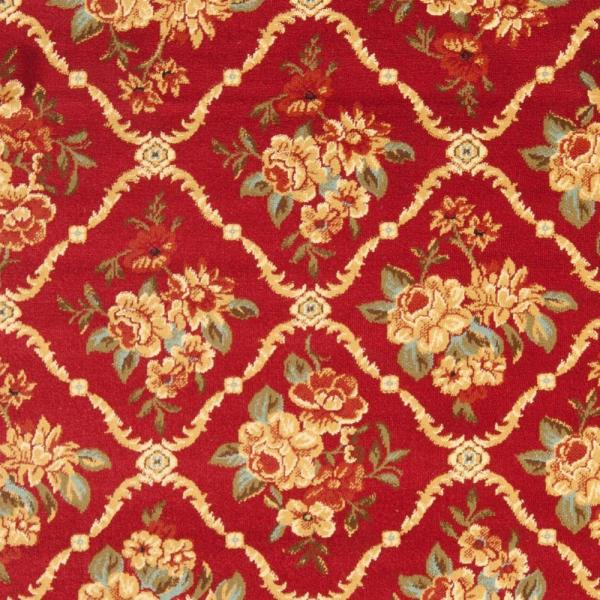 Reviews For Safavieh Lyndhurst Red 2 Ft X 16 Ft Runner Rug Lnh556 4040 216 The Home Depot