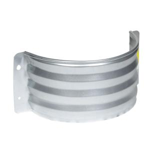 Amerimax Home Products 12 In X 18 In Galvanized