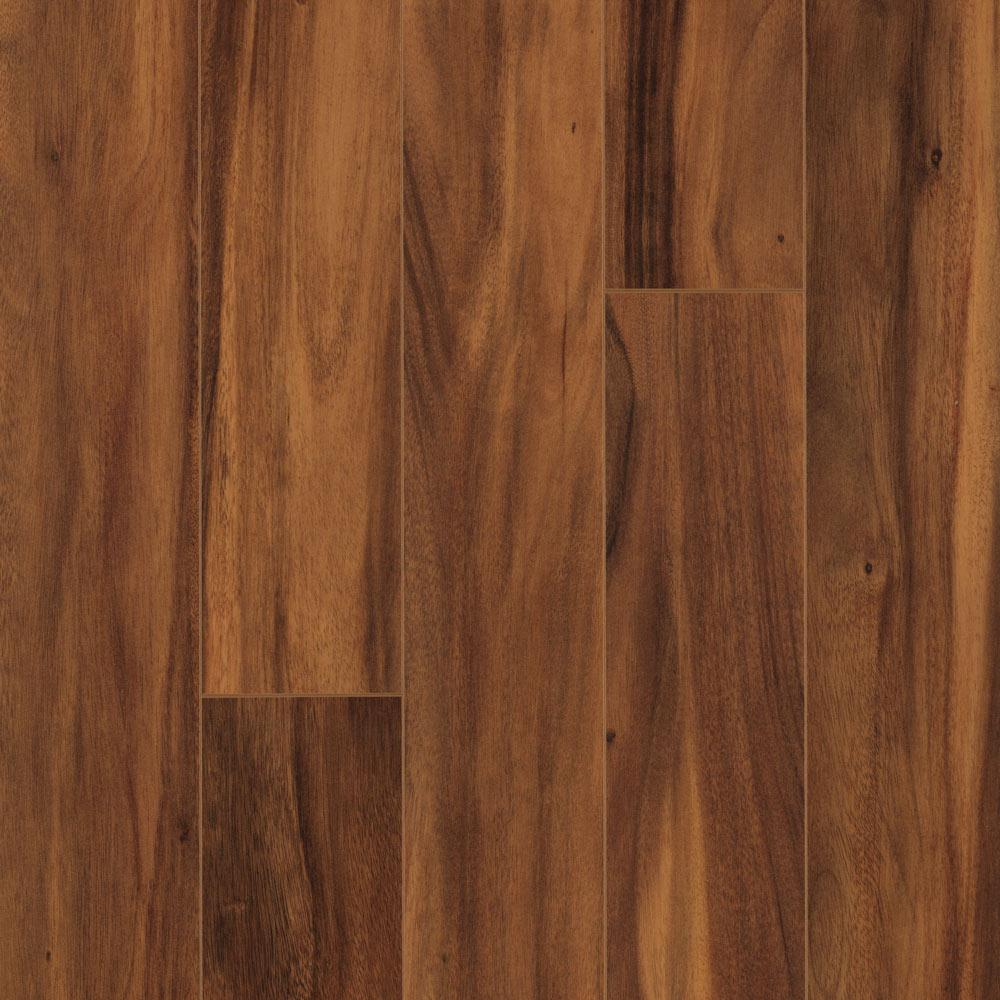 Pergo xp amazon acacia 8 mm thick x 5 7 32 in wide x 47 1 for Laminate flooring stores