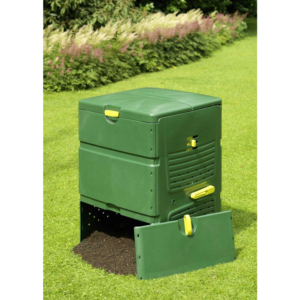 Image result for vertical 3 stage composter""