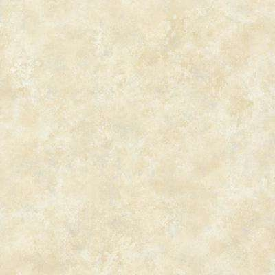 Leon Champagne Plaster Texture Strippable Wallpaper (Covers 56.4 sq. ft.)