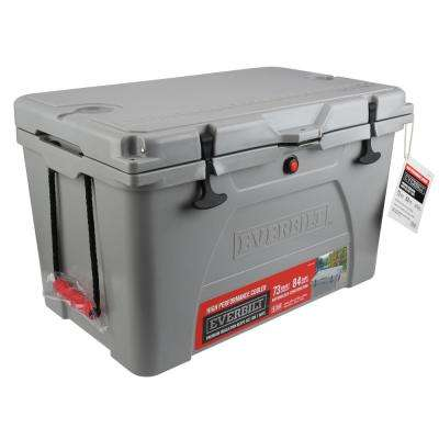 73 Qt. High-Performance Cooler with Lockable Lid