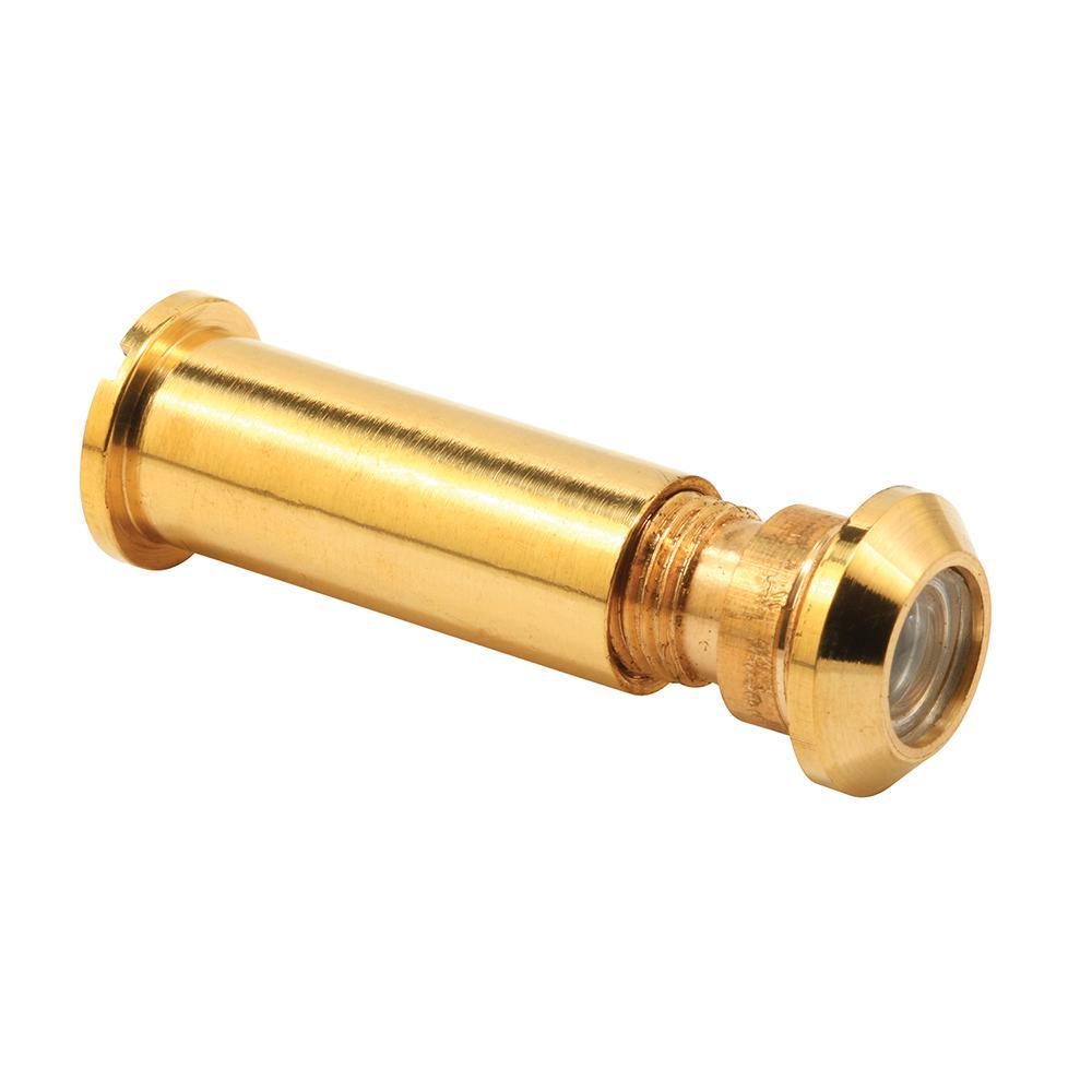 160-Degree Solid Brass Door Viewer