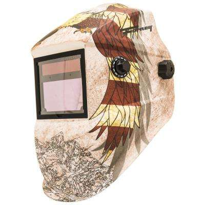 Advantage Series Patriot Auto-darkening Welding Helmet