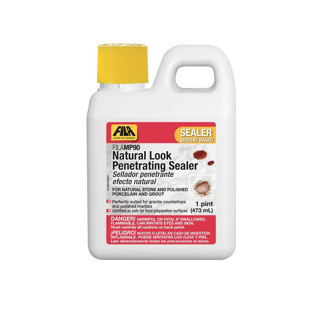 MP90 1 pt. Natural Look Tile and Stone Water Repellent Sealer