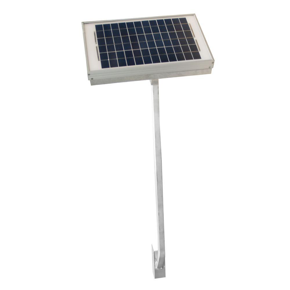 12-Volt Solar Battery Charging System