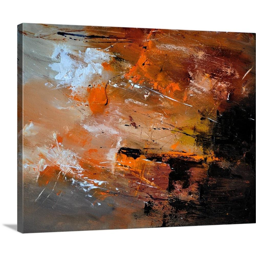 Abstract 454101 By Pol Ledent Canvas Wall Art
