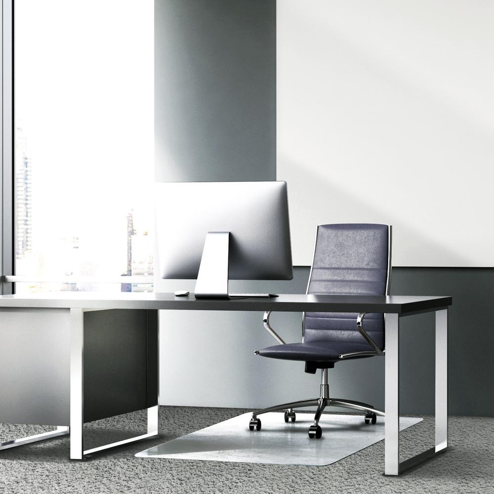 Home Office Chair Mat for Carpet HardWood Floor Protector Under Computer Desk US
