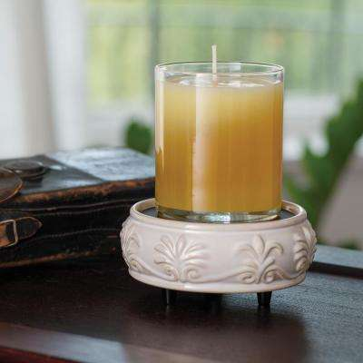 5.2 in Sandstone 2-in-1 Classic Fragrance Warmer