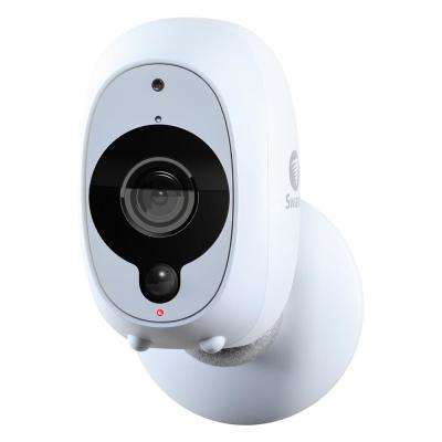 Smart Security Camera-1080p Full HD Battery-Powered Wireless Camera