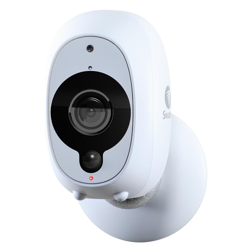 Smart Security Camera-1080p Full HD Battery-Powered Wireless Camera