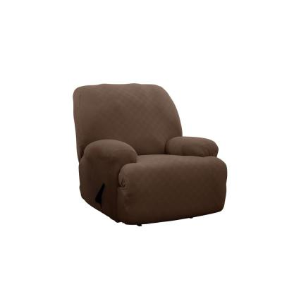 Cocoa Newport Jumbo Recliner Stretch Slipcover