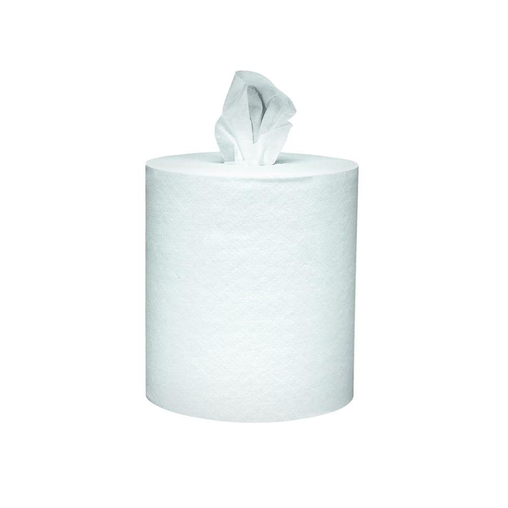 Scott Lint Free Paper Towels: Scott Center-Pull Roll Towels (Case Of 4)-01010