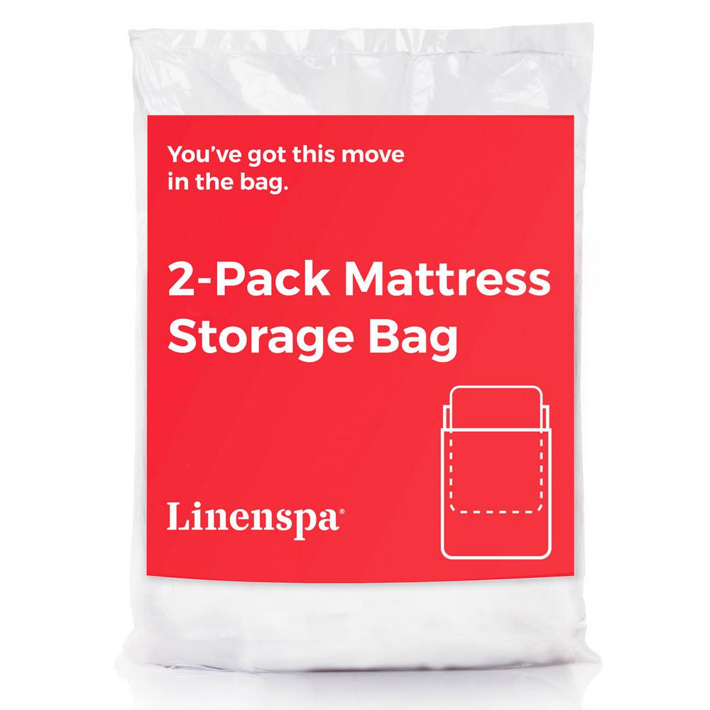 Linenspa King Mattress Bag Pack Of 2 Hdls02kkmb The