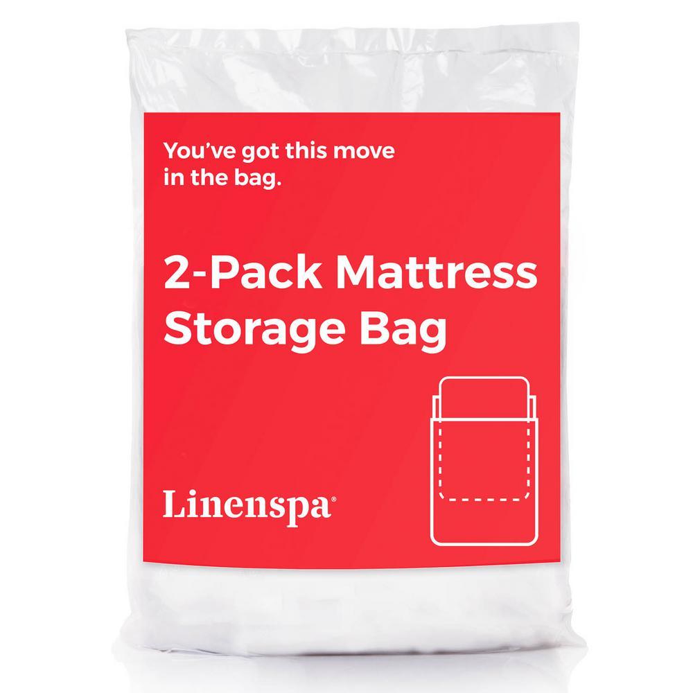Linenspa Twin XL Mattress Bag (Pack of 2) HDLS02TXMB   The Home Depot