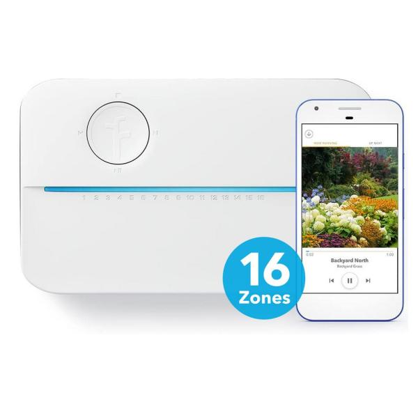 R3 Smart Sprinkler Controller, 16 Zone