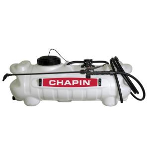 Click here to buy Chapin 15 Gal. 12-Volt EZ Mount Spot Sprayer for ATV