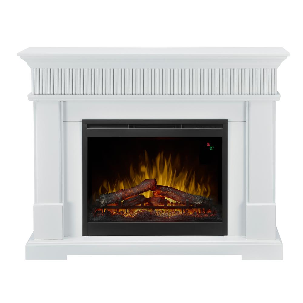 dimplex to ca electric winston fireplace fireplaces white inches efca accessories package height products in mantel