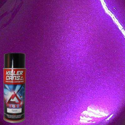 12 oz. Candy Fuchsia Killer Cans Spray Paint