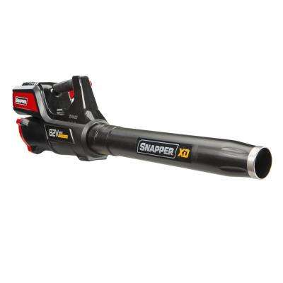 130 MPH 550 CFM 82-Volt Max Lithium-Ion Cordless Leaf Blower Battery and Charger Not Included