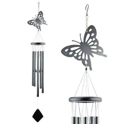 Butterfly Shadow Wind Chime