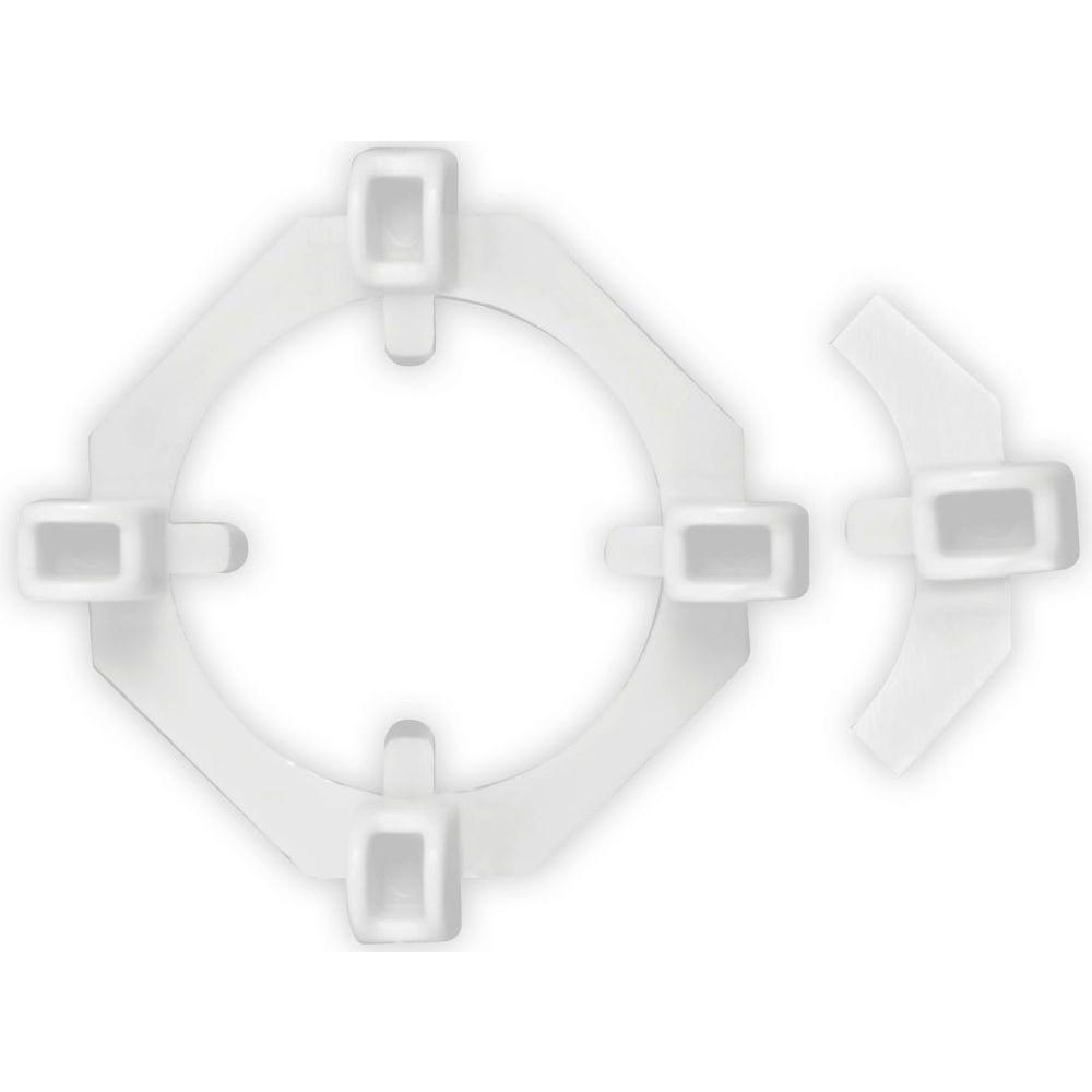 1/16 in. and 3/16 in. Clearview 2-in-1 Tile Spacers (100-spacer)