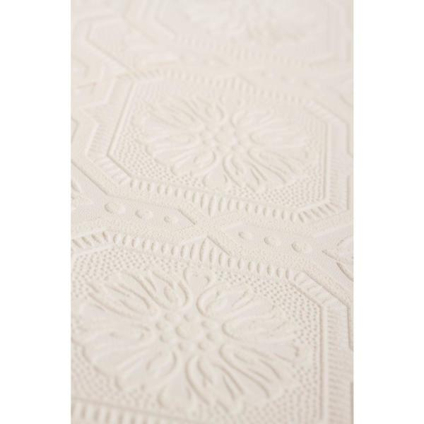 Graham Brown Squares White Vinyl Peelable Wallpaper Covers 56 Sq Ft 12024 The Home Depot