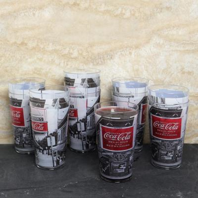 Coke Noir 19 oz. Tumbler Cups (12-Pack)