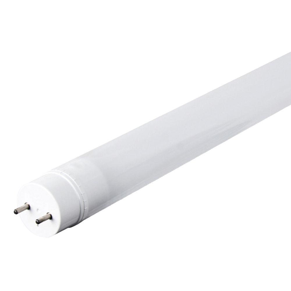 32-Watt Equivalent Cool White 4 ft. Linear T8 LED Light Bulb